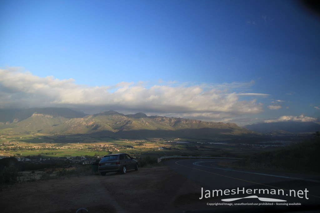 Paarl Wine Country 2012