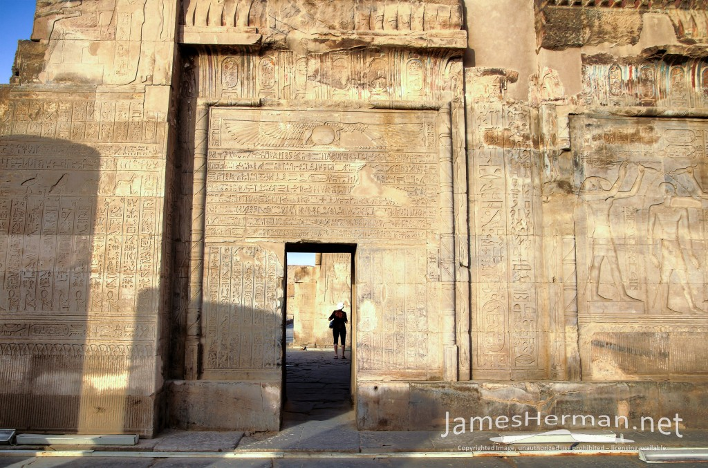 Kom Ombo Temple and Crocodile Museum 2017