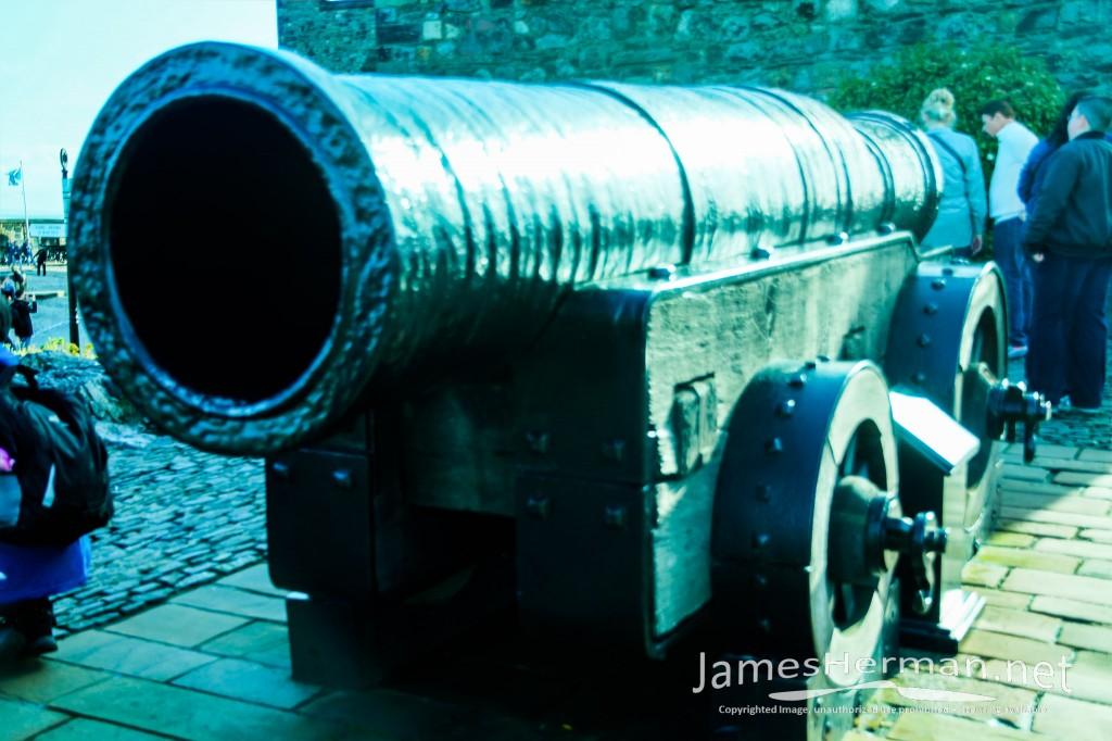 Edinburgh and Castle 2014