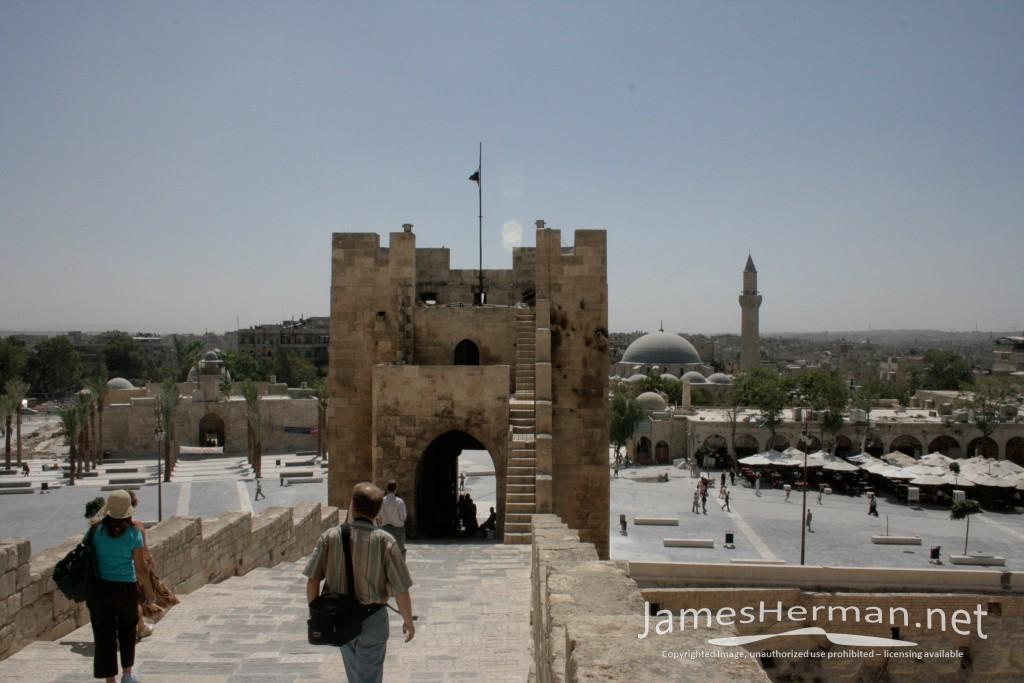 Aleppo Syria 2007
