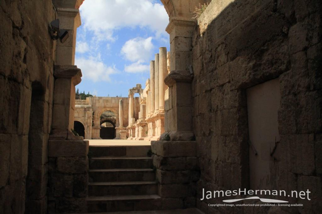 Jerash Jordan 2011