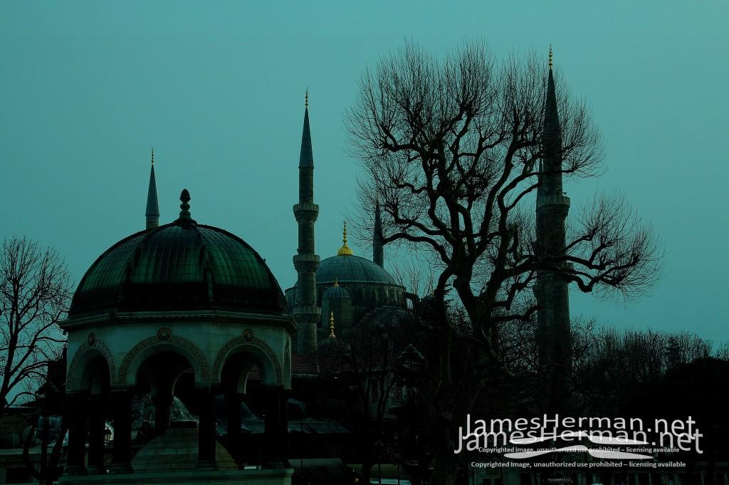 Istanbul Take Two 2015
