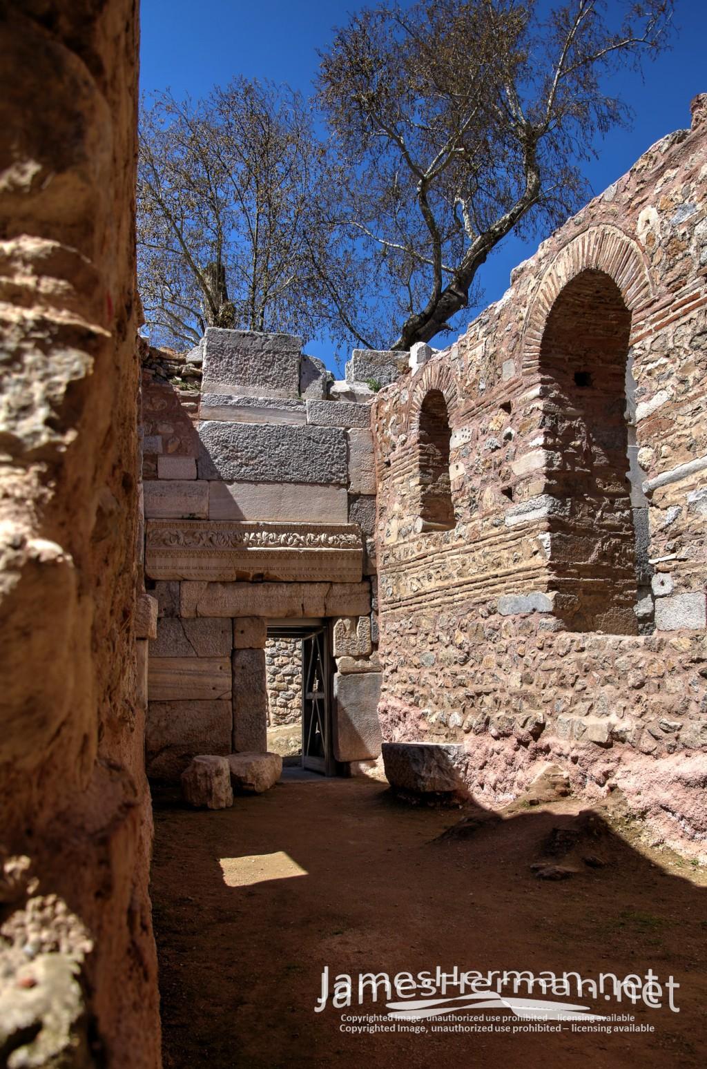 Iznik, Nicaea of Byzantine times 2017