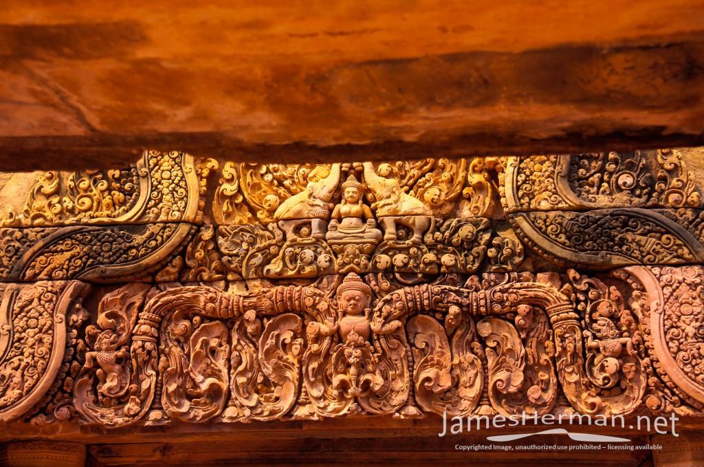 Banteay Srei 2014