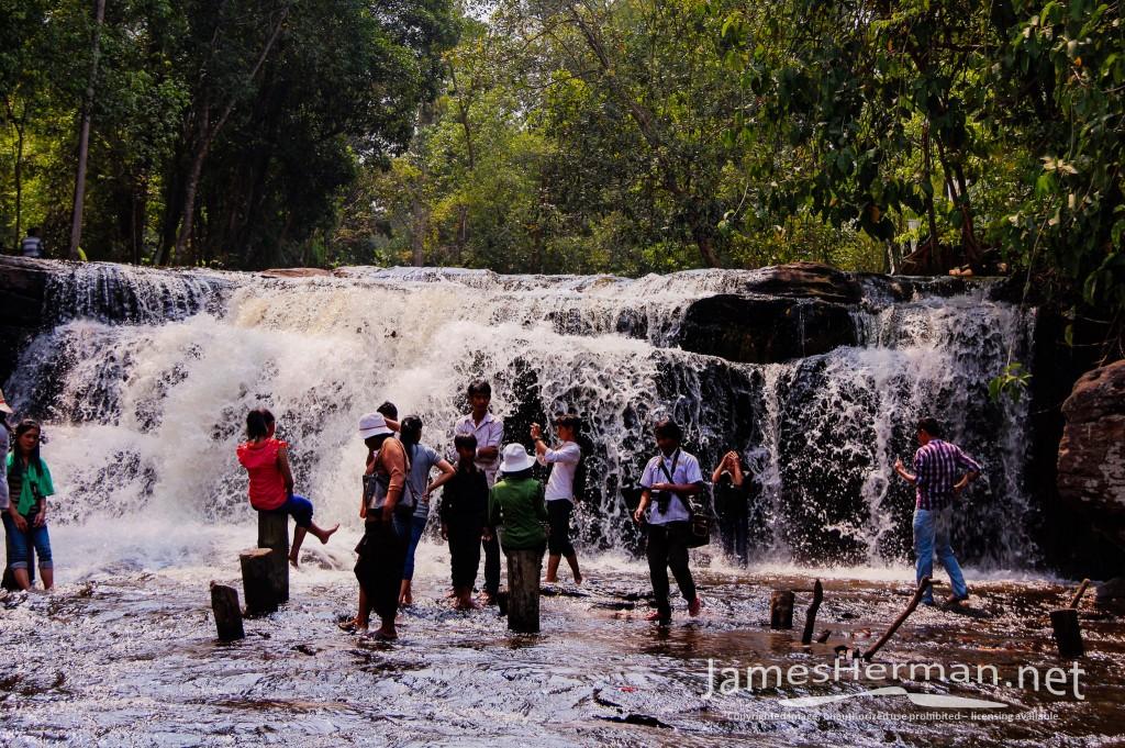 Phnom Kulen National Park 2014