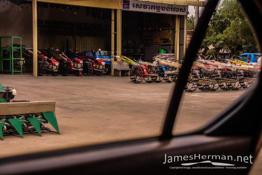 Siem Reap Transit 2014
