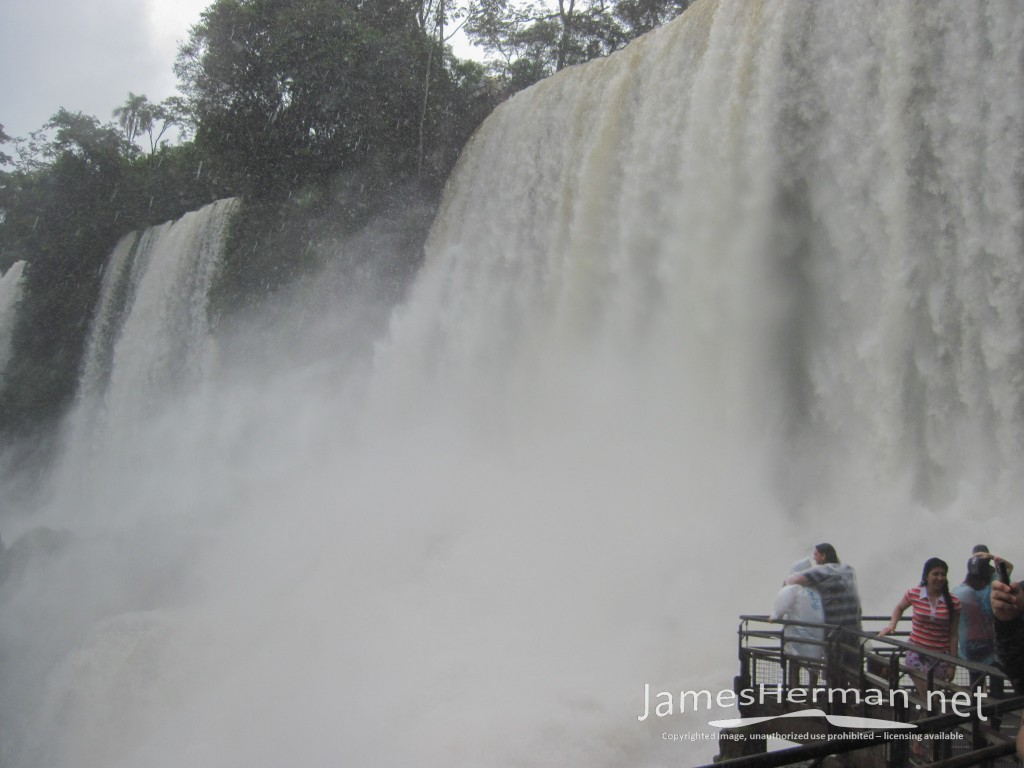 Iguazu Falls Argentina 2013