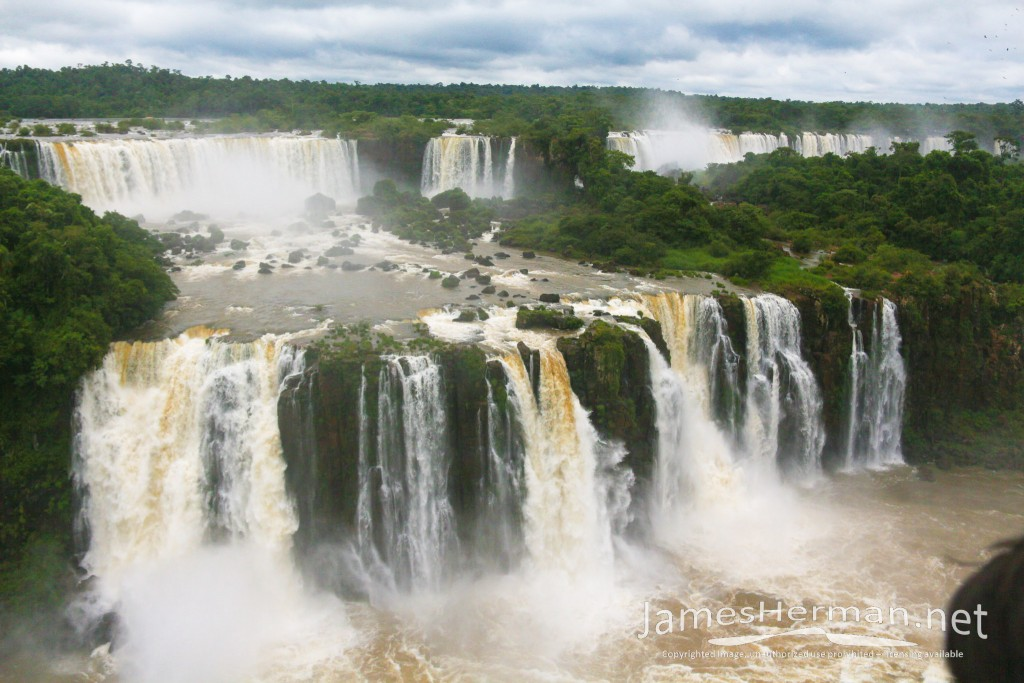 Iguazu Falls Brazil 2013