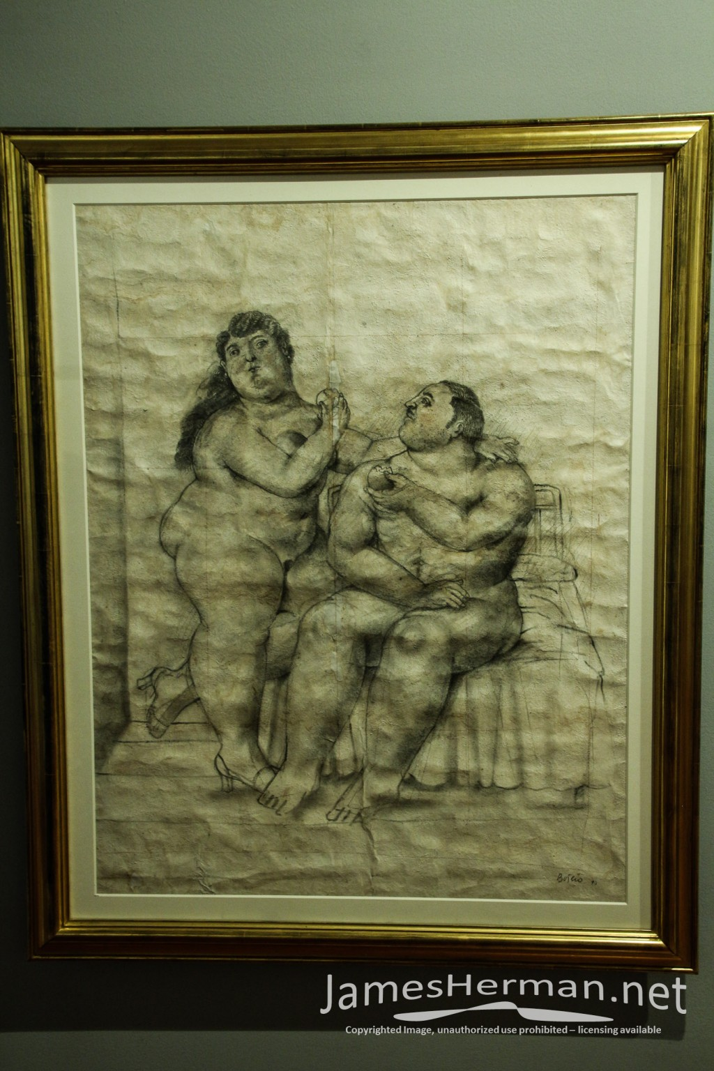 Museo Botero 2014