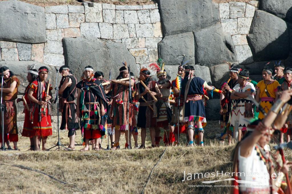 Inti Raymi Cuczo 2008