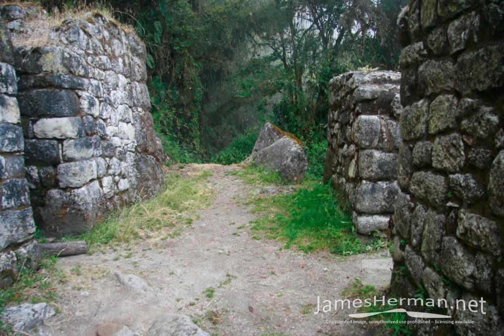 Machu Picchu Hike 2008