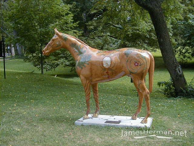 Lexington Horses 2000