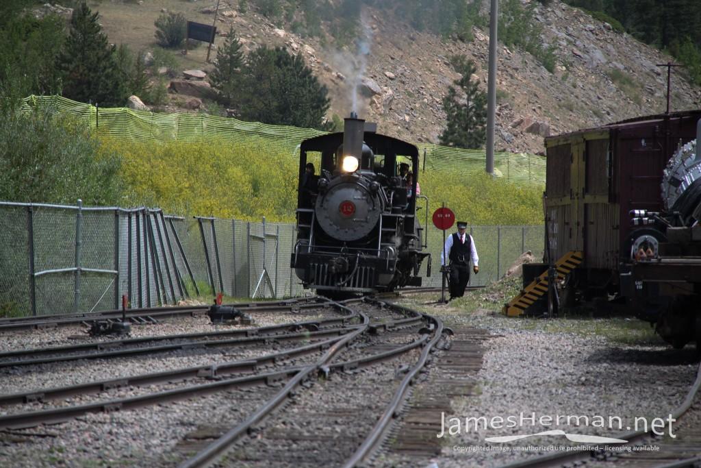 Georgetown Loop Narrow Gauge Railroad 2012
