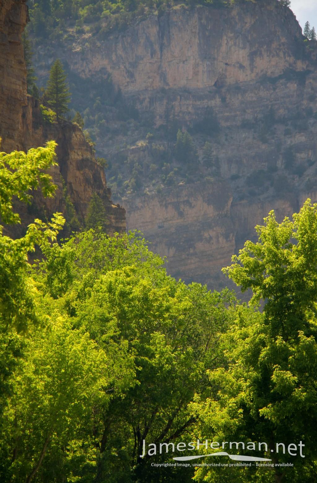 Glenwood Canyon 2012